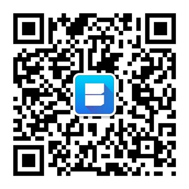 西安银行官方微信二维码